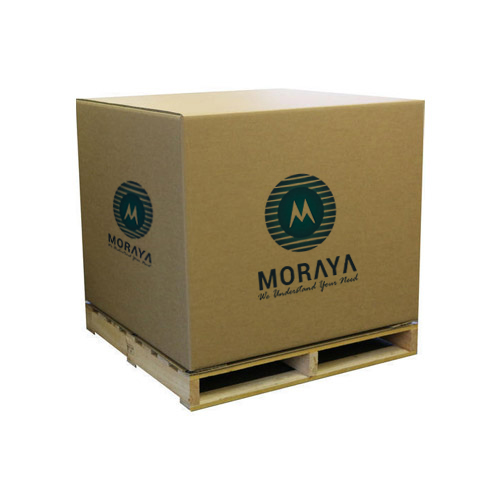 Heavy Duty Corrugated Pallet Boxes In India